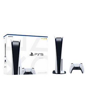 Sony - Playstation 5 Disk Version Bluray Console