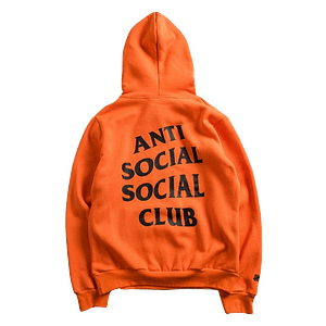 AntiSocial Social Club x Undefeated Hoodie 1