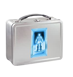 Travis Scott Cactus Jack Metal Gamers Lunch box