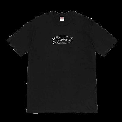 Supreme Oval logo Tshirt