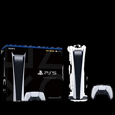 Sony - PlayStation 5 Digital Edition Console