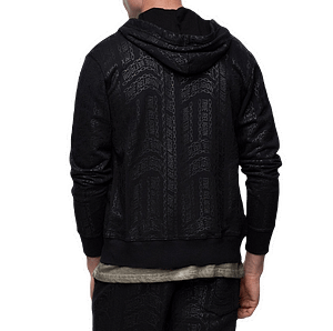 true religion ls all over print hoodie