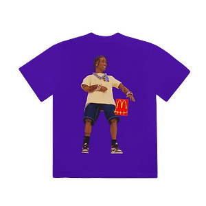Travis Scott X McDonalds-Action Figure 1