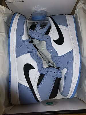 Nike Jordan 1 High University Blue 1