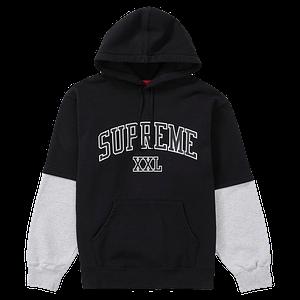 supreme xxl hoodie