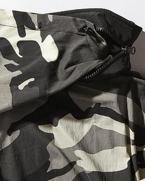 sprayground pullover camo jacket 2
