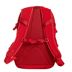 supreme backpack red 1