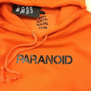 AntiSocial Social Club x Undefeated Hoodie 3
