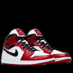 Nike Jordan 1 Chicago 2020 White Heel Size 10.5
