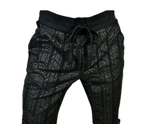 true religion ls all over print jogger pants 1