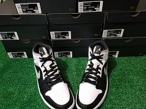 Nike Air Jordan 1 Mid Shadow Size 10